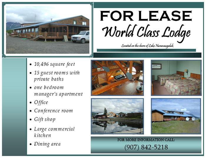 East Creek Lodge